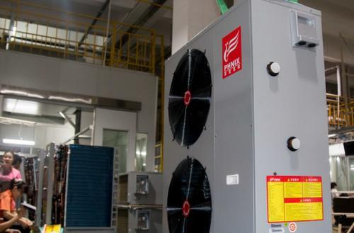 芬尼克兹空气能热泵用于地板采暖的优势,你造吗?