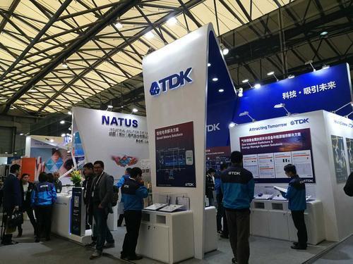 用科技引领未来--TDK盛装亮相上海国际电力电工展