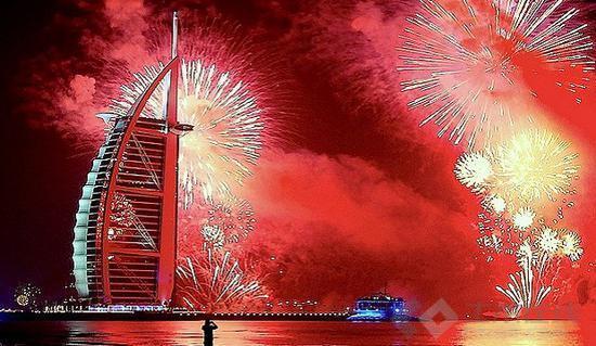 Emaar公司宣布将在迪拜建设中东最大中国城
