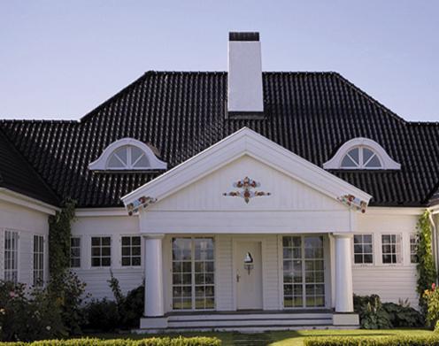 美国别墅装修,涉及的产品有:门框,台阶