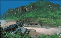 大渡河瀑布沟水电站(规模4260MW)
