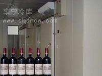 宁波神话红酒冷库安装案例