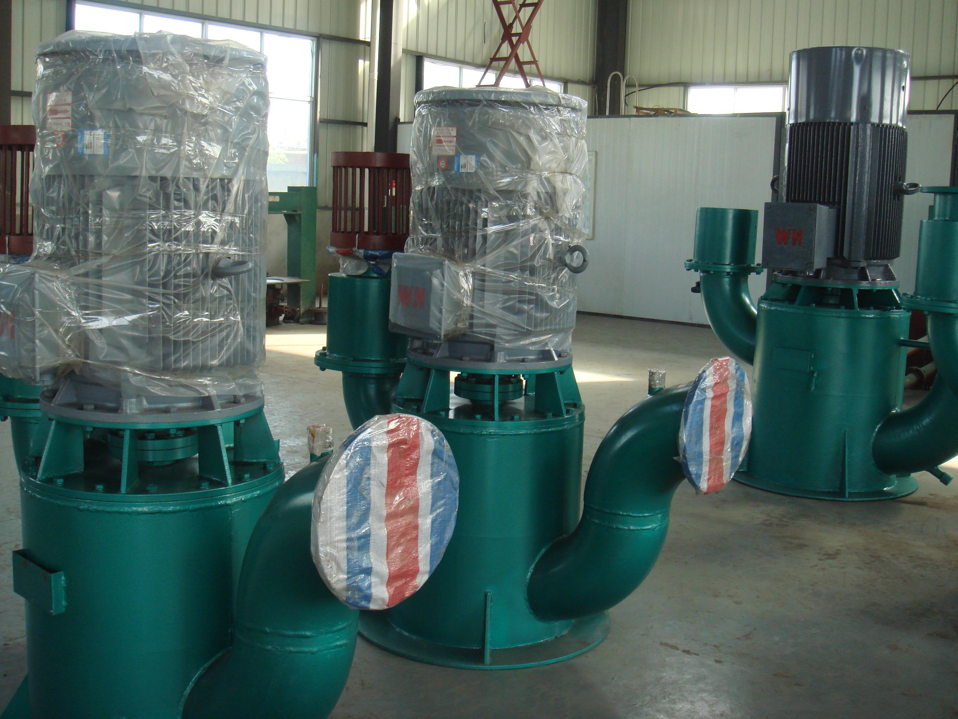 立式无泄漏自吸泵中标中冶赛迪总包项目高清图片