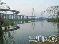 江苏润扬长江公路大桥桥区绿化灌溉