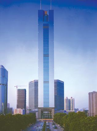 广州最高房子图片