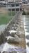 筠连县定水河城区第四、第五级翻板拦水闸