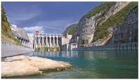 乌江思林水电站(规模1050MW)