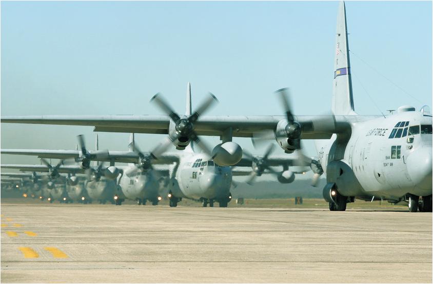 主要是供军用飞机起飞