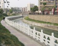 江苏无锡城市河道护栏