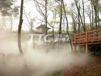 杭州龙井山园雾森工程
