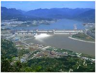 三峡水电站右岸电站(规模8400MW)