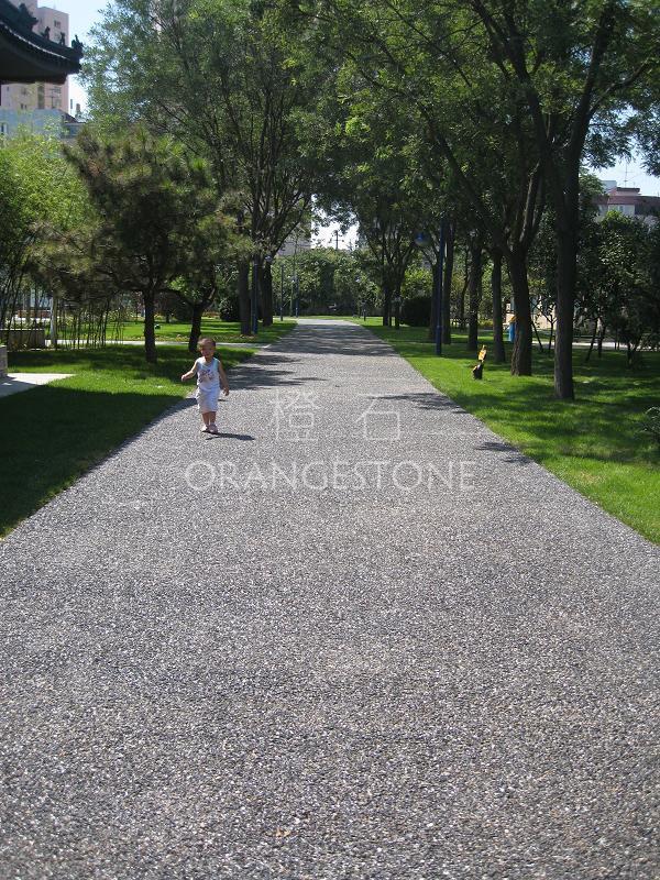 公园景观效果图