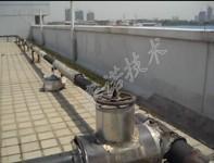 房屋天沟渗漏水的治理