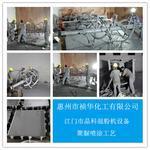 混粉机设备喷涂耐磨防腐聚脲涂料项目