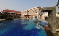 上海绿宝园一会所室内游泳池项目