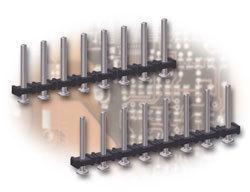 德国WECO971-SLR-SMD表贴排针全球首创贴片式接线端子