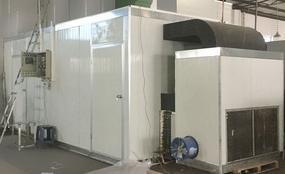 睡莲花烘干机 空气能热泵烘干设备烘干房