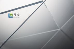 PC板厂家提供3mm厚透明PC耐力板
