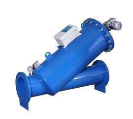 Y型压差全自动刷式过滤器 水处理设备