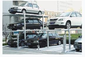 简易升降停车设备