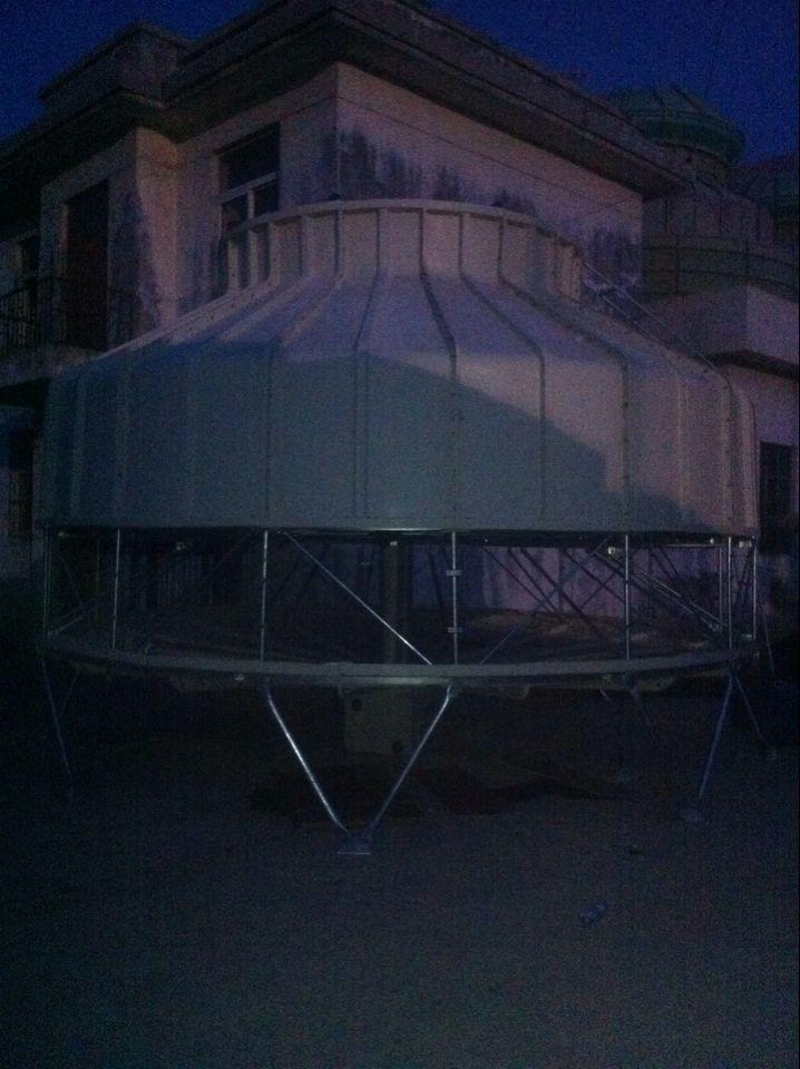河南菱宇400吨冷却塔