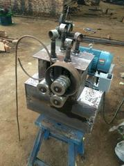 小型电动钢筋弯圆机
