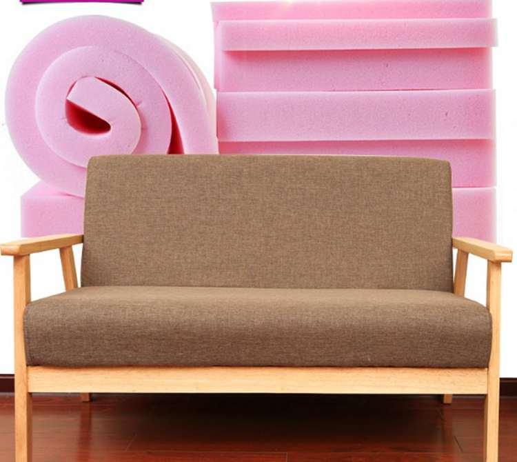 卓胜品牌型号23高密度海绵沙发海绵坐垫