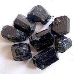 电气石、电气石粉、电气石球、电气石颗粒
