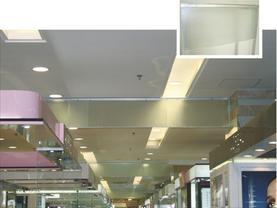 巴洛德 固定式、活动式挡烟垂壁, 焊接防护屏