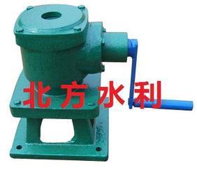 手动螺杆启闭机,手动铸铁镶铜闸门