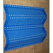塑料板防风抑尘板异型防风抑尘网