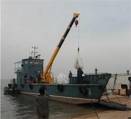 船用起重机图片/腾昌机械sell/船用甲板起重