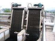 供应齿排式回转格栅除污机