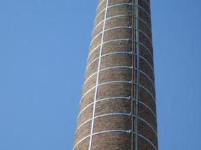 加固水泥烟囱