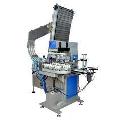 奥嘉印刷全自动瓶盖丝印机