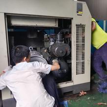 东莞常平复盛空压机维修保养