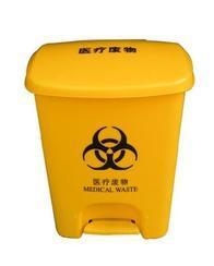 医疗脚踏垃圾桶-30L废物桶