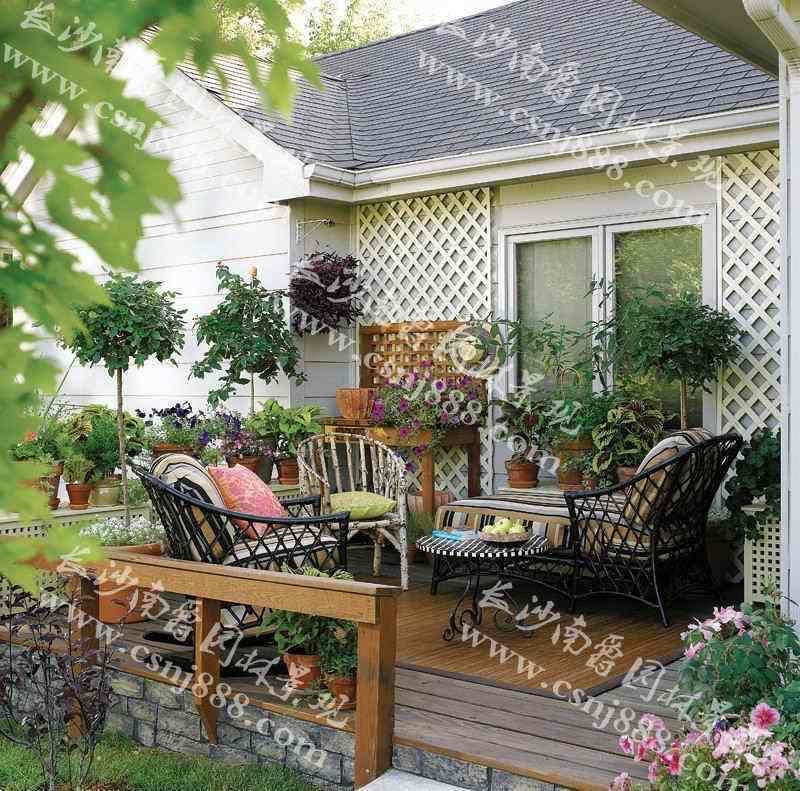 园林景观效果图 土  欧式庭院设计图_欧式别墅庭院设计图_庭院设计图