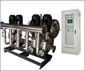 无负压供水设备原理-给水系统