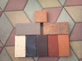 华艺陶土烧结砖,生态地面铺装第一品牌