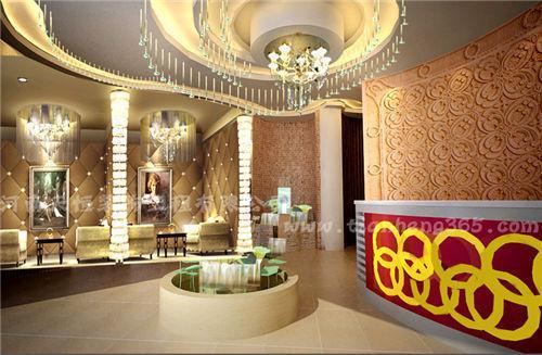 6郑州美容会所装修专注专心专业高档美容院装修公司设计施工美容会馆