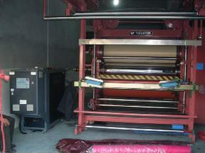 开炼机电导热油锅炉_开炼机辊筒导热油系统