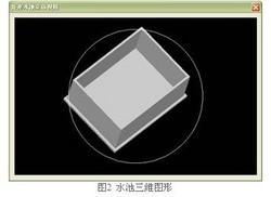 世纪旗云工具箱矩形水池模块功能介绍
