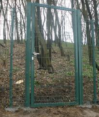 三角折弯护栏网,体育场围栏,道路临时护栏