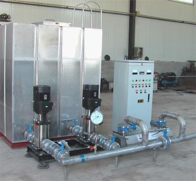 变频调速给水设备
