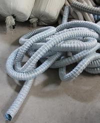 带钢丝软式透水管(广西软式透水管)