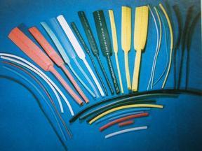 热缩套管,PVC套管,黄腊管,硅胶管,编织网管,铁氟龙管,矽质纤维套管