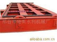 大型平面定轮闸门水工金属结构