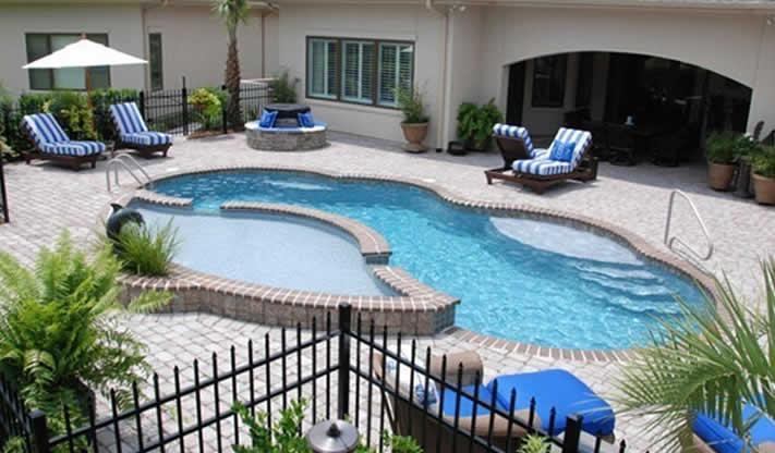 别墅游泳池设计建造选型