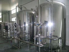 医药行业超纯水设备